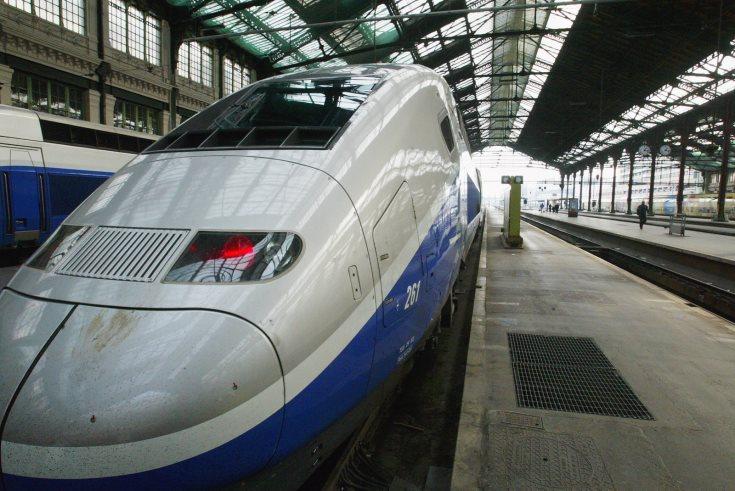 Средствами самоуправления предполагается оснащать существующие поезда TGV