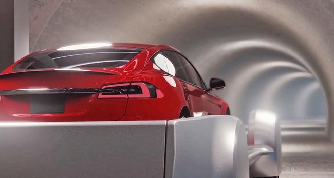 Илон Маск утверждает, что властям Лос-Анджелеса пришлась по душе идея высокоскоростных тоннелей