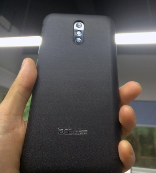 Doogee готовит очередной четырехкамерый смартфон X20 и защищенную модель BL5000