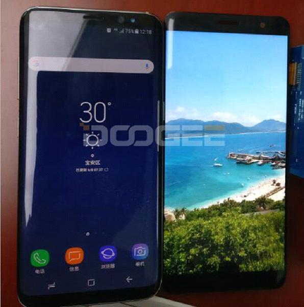 Doogee выпустит смартфон MIX Plus с экраном диагональю 6,2 дюйма