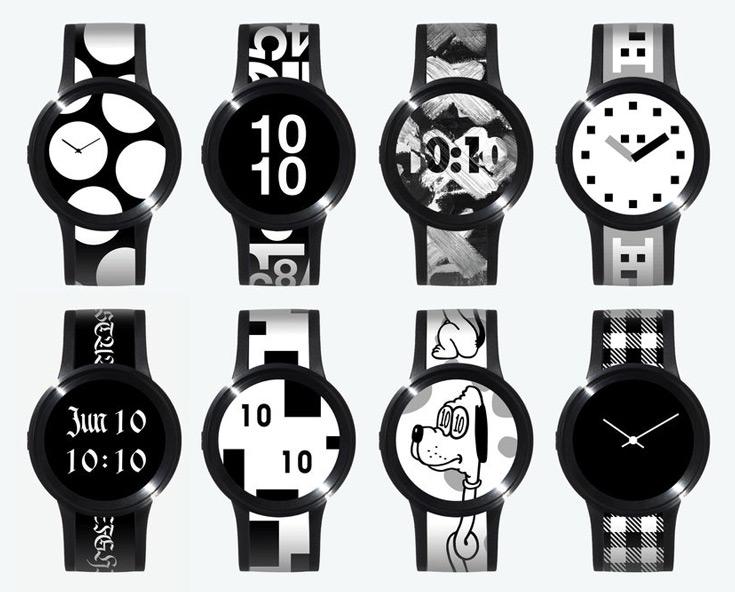В зависимости от варианта отделки, часы Sony FES Watch U стоят примерно $540 или $420