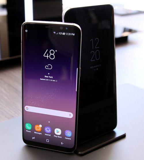 Вweb-сети было обнародовано новое изображение Galaxy Note 8