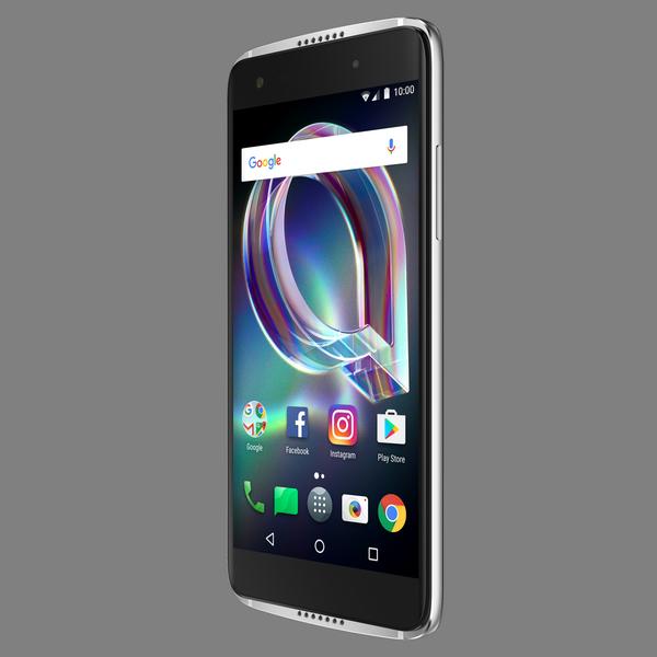 Компания Alcatel презентовала три новых телефона