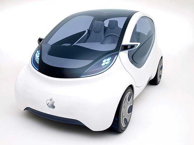 Глава Apple подтвердил информацию осоздании компанией беспилотного автомобиля