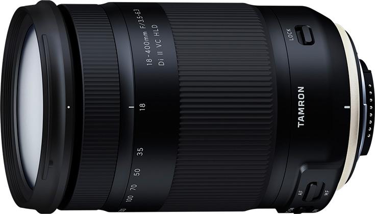Tamron продолжает устранять несовместимость своих объективов с камерами Nikon Z