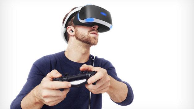Сони продала 1 млн шлемов виртуальной реальности