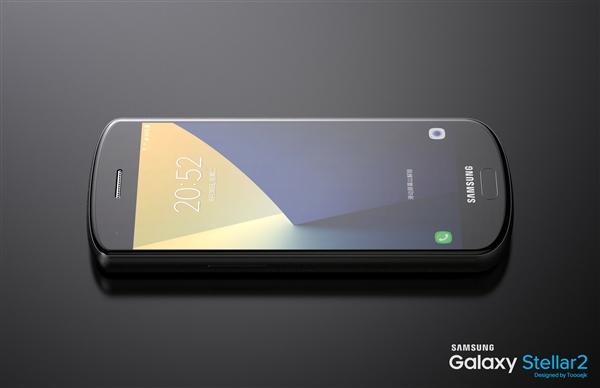 Самсунг  выпустит очень компактный смартфон Galaxy Stellar 2