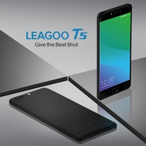 Leagoo также выпустит смартфон со сдвоенной камерой и 4 ГБ ОЗУ