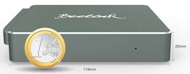 Дизайн Beelink AP42 в целом не изменился в сравнении с ранней моделью