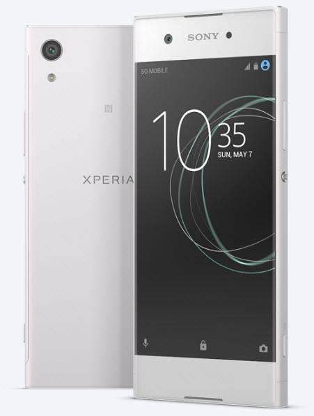 Смартфон Sony Xperia XA1 можно будет купить в Европе с 10 апреля