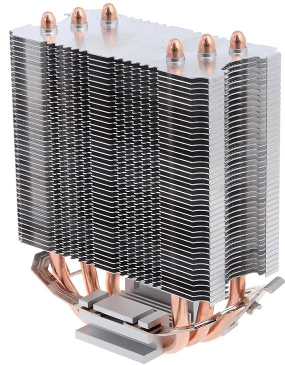 Охладитель ID-Cooling SE-903-R сохранил башенную конструкцию предшественника