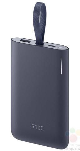 В линейку аксессуаров для Samsung Galaxy S8 также войдет внешний аккумулятор