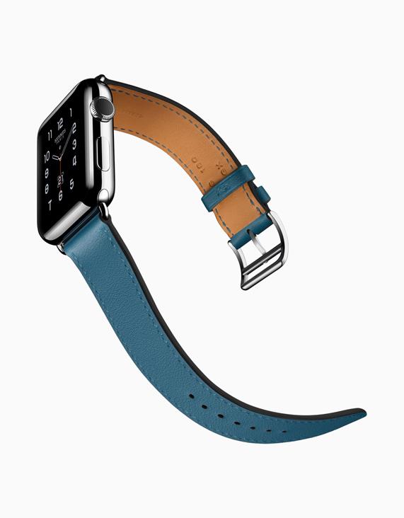 Apple выпустит коллекцию разноцветных ремешков для Apple Watch