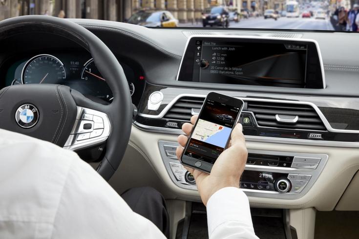 BMW не станет внедрять поддержку функции Android Auto в свои автомобили