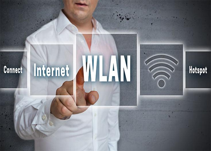 Лидером рынка оборудования для корпоративных сетей WLAN является компания Cisco