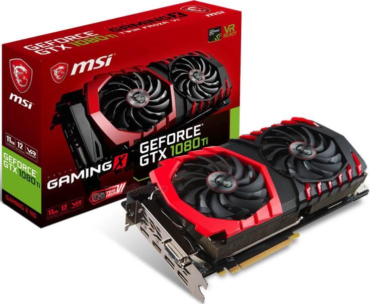 Colorful GeForce GTX 1080 Ti— видеокарта сЖК-дисплеем