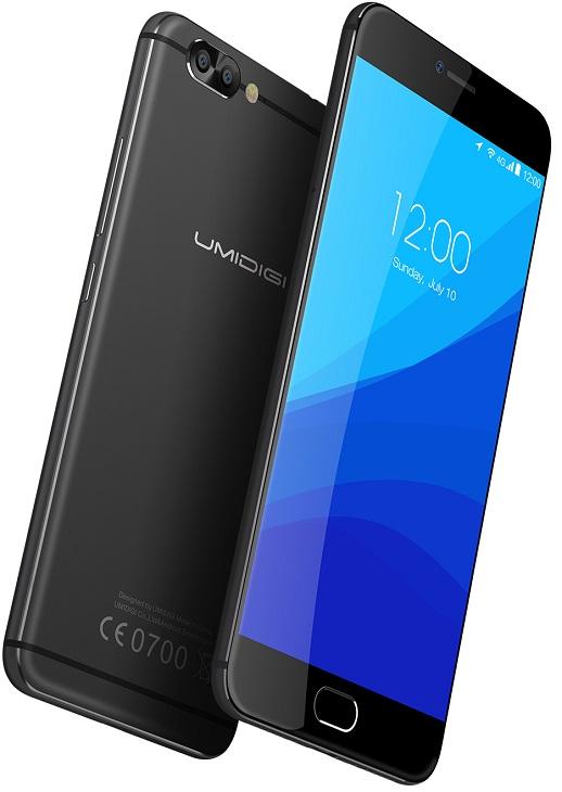 Смартфон UmiDigi Z Pro может похвастаться одной из самых старших SoC MediaTek Helio