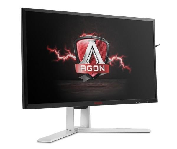 AOC Agon AG271UG — первый игровой монитор компании с разрешением 4K UHD