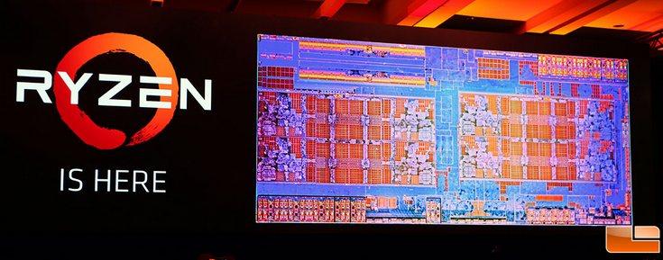 CPU AMD Ryzen 5 содержат по восемь ядер, просто часть отключена