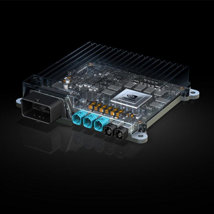 Bosch и Nvidia совместно разрабатывают искусственный интеллект для самоуправляемых автомобилей