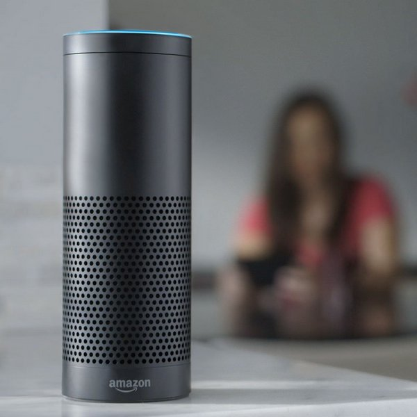 Amazon Echo теперь можно подключить к акустической системе по Bluetooth