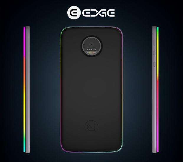Модуль Edge Mod для смартфонов Moto Z успешно профинансирован на Indiegogo