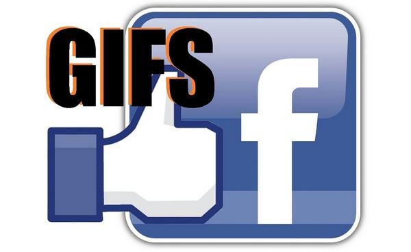 Социальная сеть Facebook протестирует GIF вкомментариях