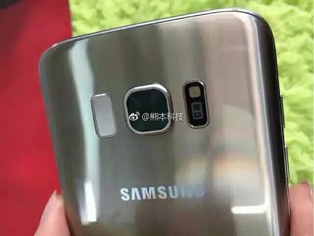 В Китае уже продается клон смартфона Samsung Galaxy S8