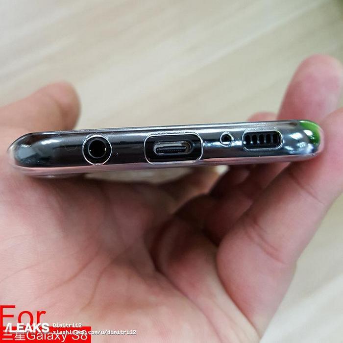 Производитель чехлов опубликовал новые фотографии смартфона Samsung Galaxy S8