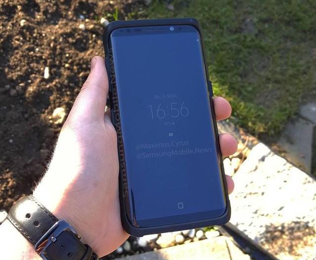 KGI Securities прогнозирует невысокий спрос на Samsung Galaxy S8