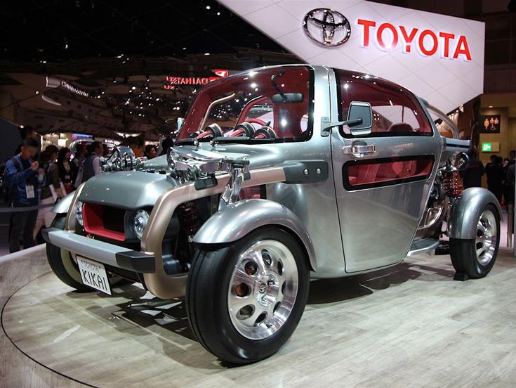 Тойота иNTT договорились сотрудничать всоздании платформы для подключенных авто