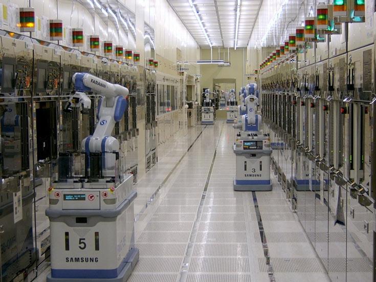 Нормы 7 нм южнокорейский производитель рассчитывает покорить в 2018 году