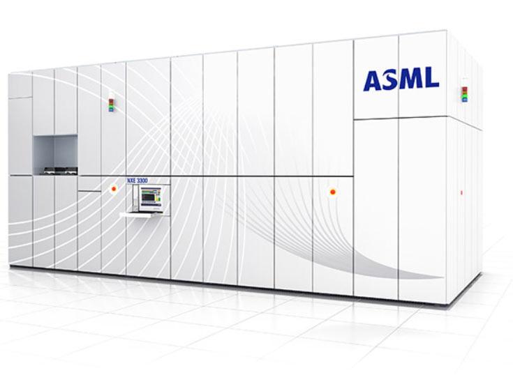 До конца 2017 года Samsung установит две машины ASML для EUV-литографии