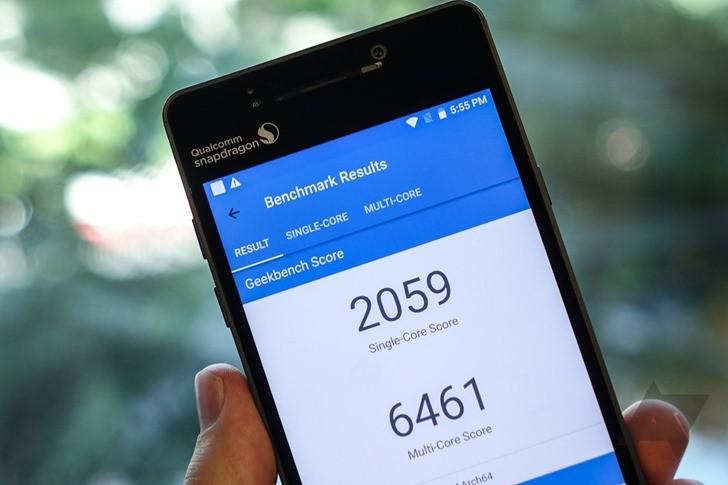 Результаты исследования Snapdragon 835 исравнение соSnapdragon 821