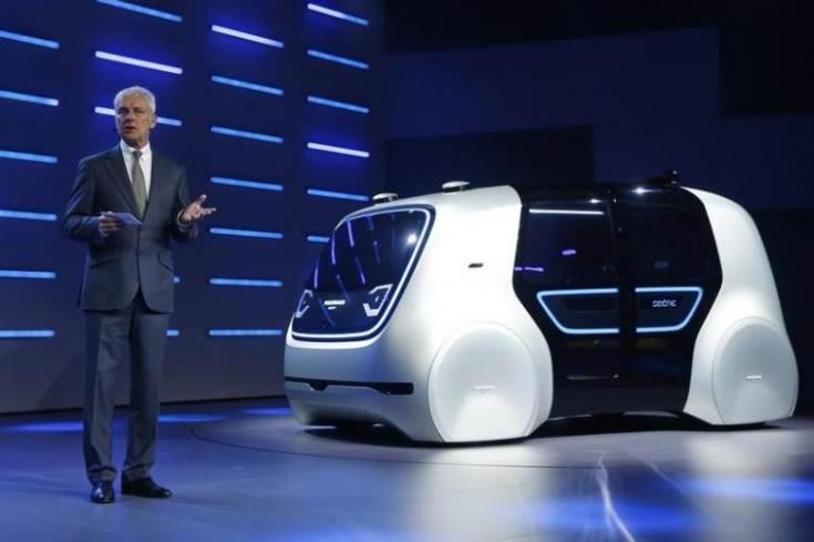 Компания Volkswagen планирует показать Sedric на Женевском автосалоне