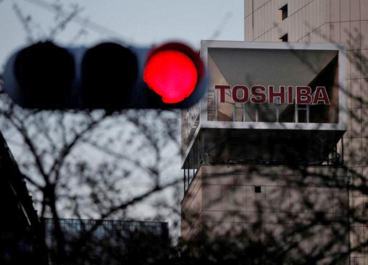 Apple иGoogle интересуются полупроводниковым бизнесом Toshiba