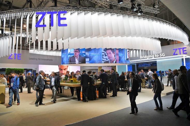 ZTE выплатит штраф в размере более 1 млрд долларов