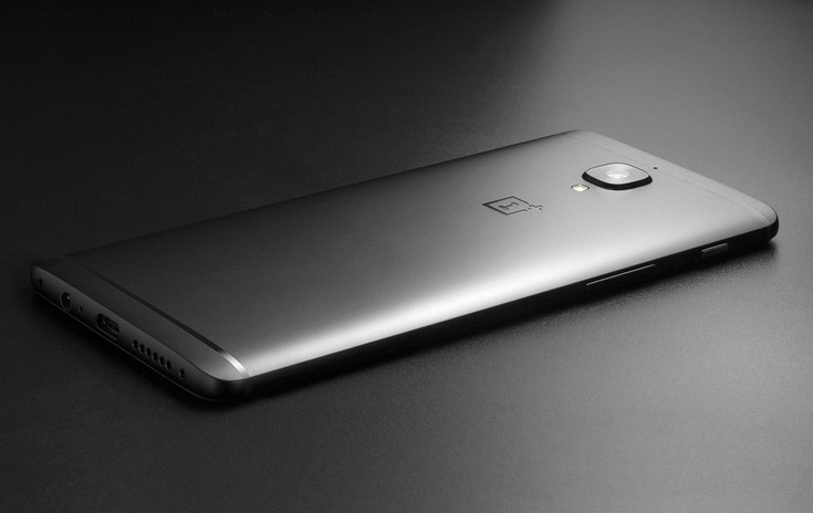 OnePlus 3T вчерном цвете представлен официально