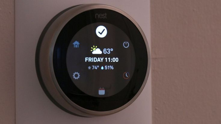 Nest выпустит умный термостат с ценой менее 200 долларов