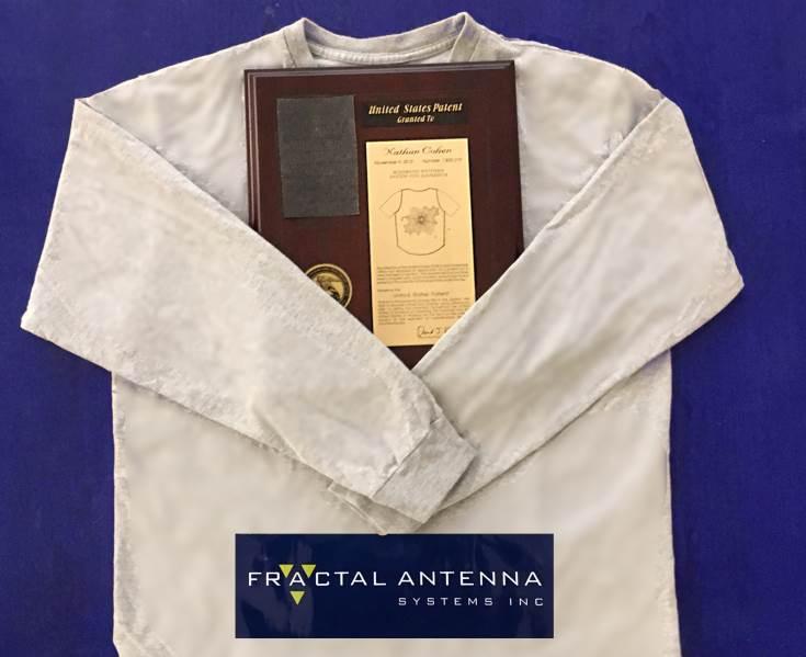 Компания Fractal Antenna Systems работает в обозначенной области полтора десятка лет