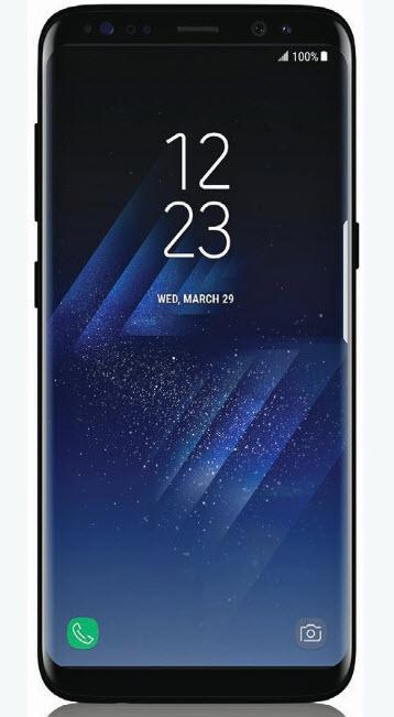 Экран смартфона Samsung Galaxy S8 может называться Infinity Display