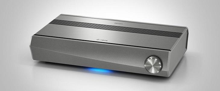 Ресивер Denon Heos AVR способен подключаться к локальной сети и интернет для трансляции аудио