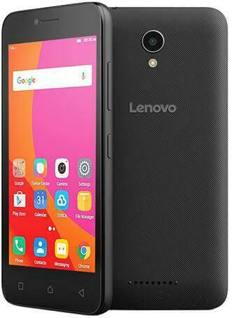 Смартфон Lenovo Vibe B оказался крайне простым