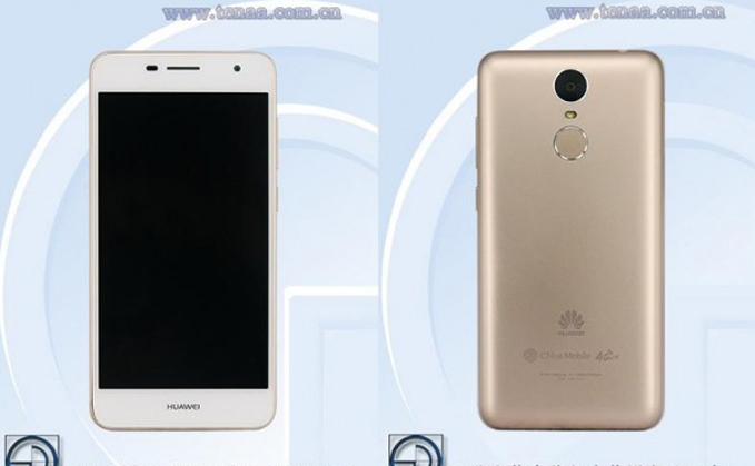 Huawei готовит недорогой смартфон с пятидюймовым экраном OLED