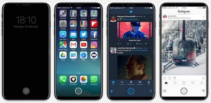 Юбилейный смартфон Apple под названием iPhone Edition ожидается после выхода