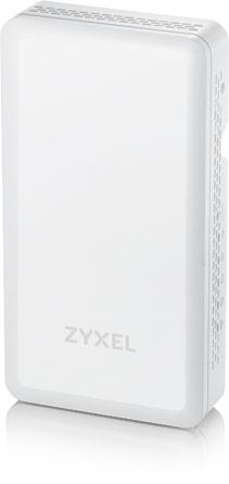 Беспроводная точка доступа Zyxel WAC5302D-S рассчитана на крепление на вертикальных поверхностях, включая монтажные коробки электросети, стены и мебель