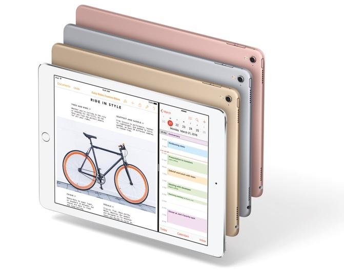 Производство нового iPad с диагональю дисплея 10,5 дюйма начнется на несколько месяцев раньше