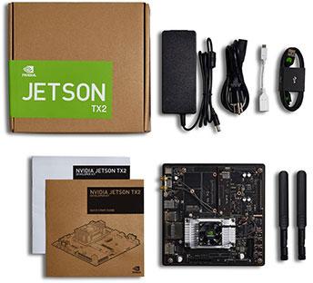 Прием предварительных заказов на наборы NVIDIA Jetson TX2 Developer Kit стоимостью $599 уже начат