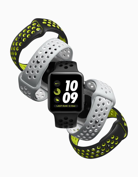 Apple Watch дополнили ремешками цвета «лесных ягод» и«морской гальки»