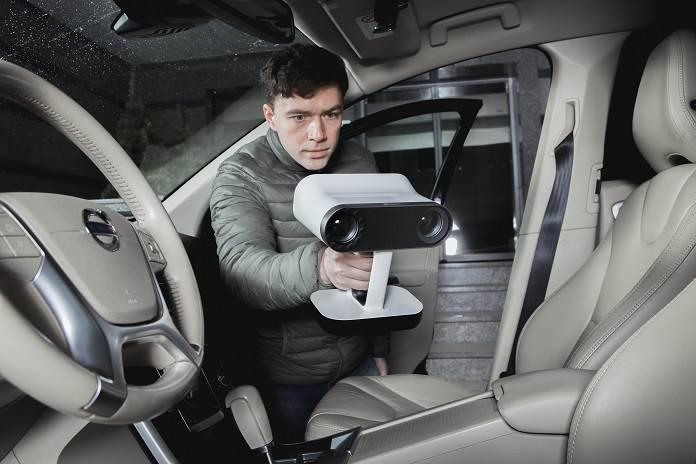 В сканере используется модуль Nvidia Jetson TX1